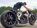 First Start OuterLimit TB-120R Thunderbike - Geiles Eisen
