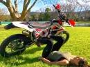 Fit for Bike - Artgerechtes Workout für Motorradfahrer - Bauch, Beine, Po