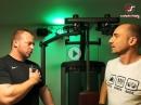 Fitness Training für Motorradfahrern mit Studio Geräten von Asphalt Süchtig