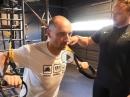Fitness Training mit TRX Bändern für Motorradfahrern von Asphalt Süchtig