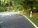 Kleine Runde Fläckerwald, mit Suzuki DL1000, V Strom