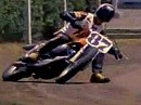 Flat Track Motorcycle Racing - Racing made in USA
