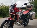 Flens seine neue CRF1000L Africa Twin - Bikeporn