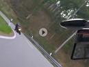 'Flotter Dreier' im Schwarzwald von KurvenradiusTV