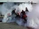 Flotter Vierer - Aprilia RSV4 Burnout