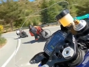 Flottes Ründchen: Yamaha R6 - Yamaha R1 - Ducati Panigale