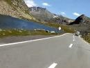 Flüelapass (Schweiz) mit KTM 990 SM