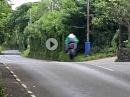 TT2017 270km/h Ballacry Jump Ian Hutchinson im Tiefflug