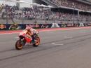 FlyBy MotoGP - So hört sich Rennsport bei Vollgas an - yeah