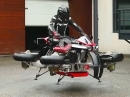 "Flying Bike - Lazareth LMV 496 - ""La Moto Volante"""