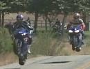 Flying Bikes / Fliegende Motorräder - Schbass uff de Gass :-)