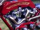'Flying Millyard' 5 Liter V-Twin Eigenbau - Motor auch Eigenbau - Hammer