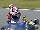 Fogarty schießt Gegner ab - SBK 1999 Nürburgring