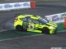 Valentino Rossi vs. Ford Fiesta WRC Monza Rally Show 2016