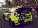 Forza Vale! Monza Rally Show 2015 - Valentino Rossi schlägt zu