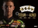 'Four of a Kind' Jonathan Rea - WorldSBK Champion 2018