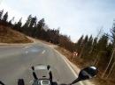 Fränkische Schweiz - Motorradtour am Rosenmontag mit XT 1200