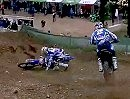 Motocross-WM: Grand Prix of France 2008 - St Jean d'Angely - Race Zusammenschnitt