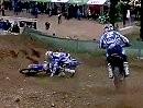 Motocross-WM: Grand Prix of France 2008 - St Jean d'Angely - Race Zusammenschnitt