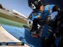Franco Morbidelli onboard Lap Jerez Kalex Moto2 Estrella Galicia 0,0 Marc VDS