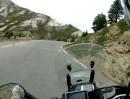 Col d Izoard, Casse Deserte, Frankreich, Hautes-Alpes mit XT1200Z