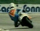 Freddie Spencer - Fast Freddie - Portrait Hockenheim 1983 (deutsch)