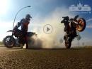 Motorrad-Fun