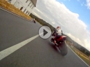 Frohburg 2015 Onboard Lap Yamaha R6 Klasse SSP German Road Racing