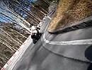 Frühling am Kesselberg (Bayern) - Motorradtour