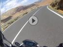 Fuerteventura Saisoneröffnung 2016 mit Honda CB500