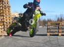 Full BRAAP! Supermoto Skills 2020 - Juha Ruokolainen StuntFreaksTeam