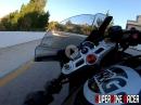 Full Power Mode! Triumph Daytona 675, Soundtrack Akra