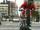Fun in New York. Motorradfahren in der Großstadt. - Crazy Slednecks