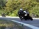 Fun und Speed auf dem Knie mit Yamaha R1