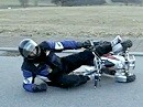 Funny Motorrad Crash - es gibt Tage da geht alles schief ;-)