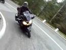 Furkapass (Schweiz) hinauf Motorradtour mit Kawasaki 1400 GTR