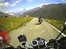 Furkapass - Schweiz: vom Rhôhnegletscher nach Hospental (Richtung Andermatt)- NO-Rampe