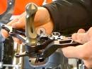 Fußrastenanlage, Lenkerstummel, Griffe und Hebel - Projekt Racebike, Suzuki GSX-R1000 - MotoTech