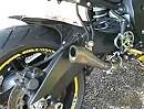 Yamaha FZ1 mit Akrapovic Auspuffanlage - Soundcheck