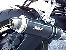 Yamaha FZ1-N mit SC-Project GP-Line Auspuffanlage und DB-Killer