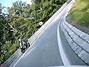 Yamaha FZR 1000 und Yamah XT 600 am Kyffhäuser