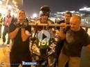Gänsehaut: Motorrad-Helden kämpfen bis zum Umfallen: Sturz und 45 Minuten zu Fuss zur Box !- Le Mans 24H