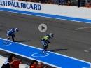 Gänsehaut pur: Start Bol d'Or 2016 FIM Endurance WM in Paul Ricard