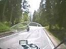 Gampenjoch (Italien) mit BMW R 1200 GS