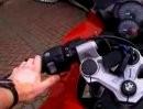 Motorrad Garagentor Öffner Vollautomat - Sehr geil!