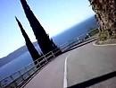 Motorradtour rund um den Gardasee, Italien