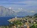 Gardasee, Italien, Motorradtour