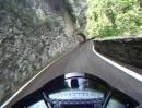 Gardasee Schauderterrasse mit Honda CB1000R