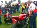 Gary Johnsons MV Agusta F3 TT2013 Concerto grosso NOPPENANZUG - Boxen auf