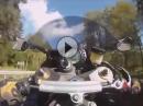 Gaskranker Norweger & ZX-10R: Keine Elche, Keine Kurven = Powerwheelie